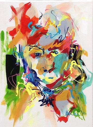 Nicole LEIDENFROST - Gemälde - Portrait 2