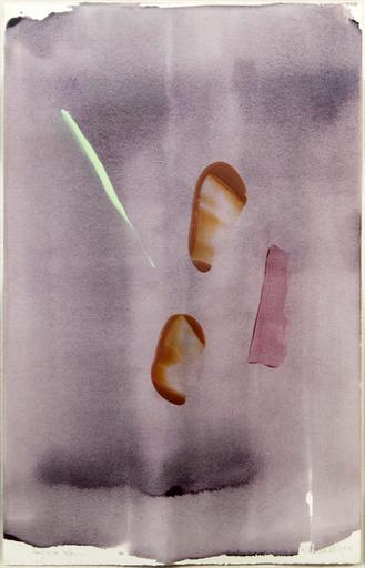 Milly RISTVEDT - Pittura - Rain Wall