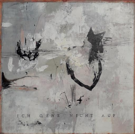 Philippe CROQ - Painting - Ich gebe nicht auf