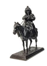Artemi OBER - Sculpture-Volume - Kyrgyz on a Horse