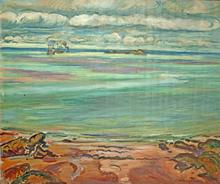 Emile Othon FRIESZ - Painting - marine