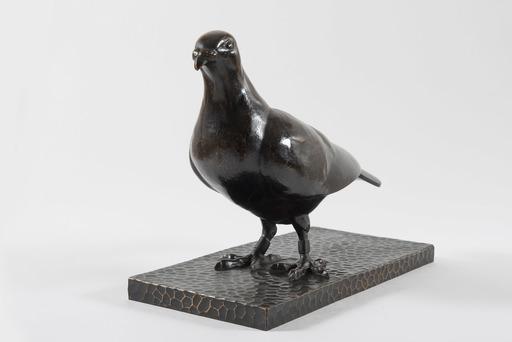 Gaston Etienne LE BOURGEOIS - Escultura - Pigeon