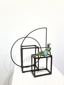 Joan ARTIGAS PLANAS - Sculpture-Volume - small prose