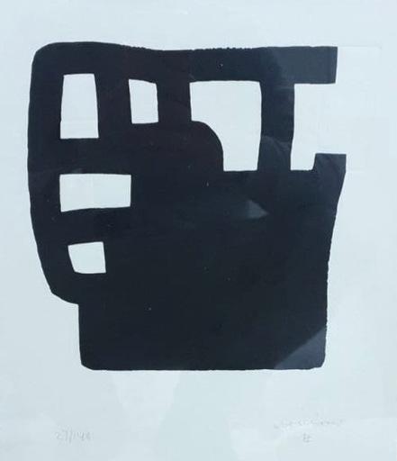 Eduardo CHILLIDA - Estampe-Multiple - Untitled