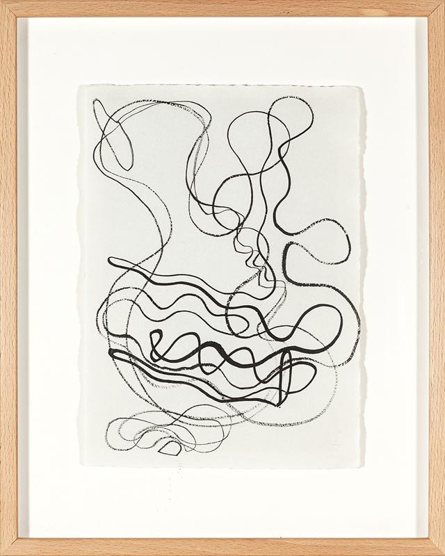 Miguel Angel CAMPANO - Drawing-Watercolor - Sin Título