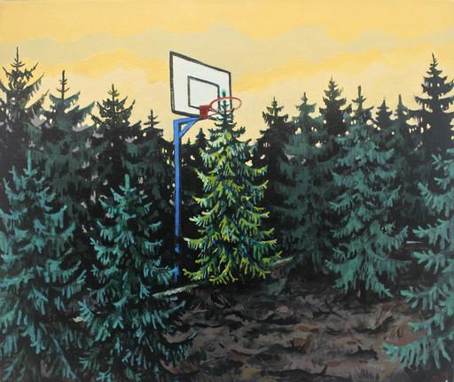 Damir MURATOV - 绘画 - Court