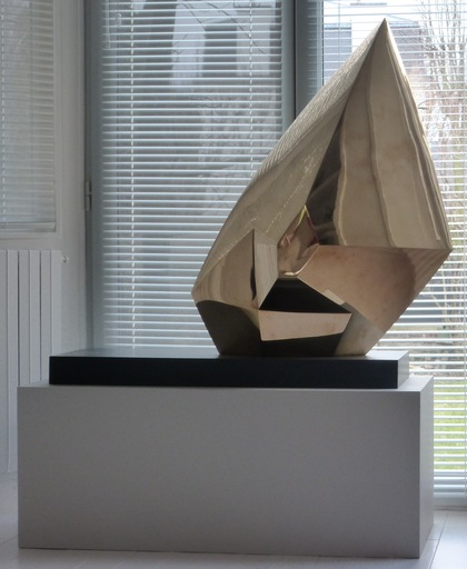 Émile GILIOLI - Skulptur Volumen - L'Homme de l'espace