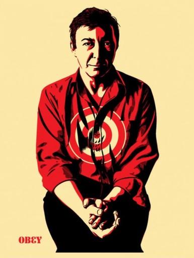谢帕德·费瑞 - 版画 - Jasper Johns
