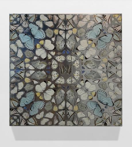 Damien HIRST - Pintura - Psalm 100 / Jubilate Deo