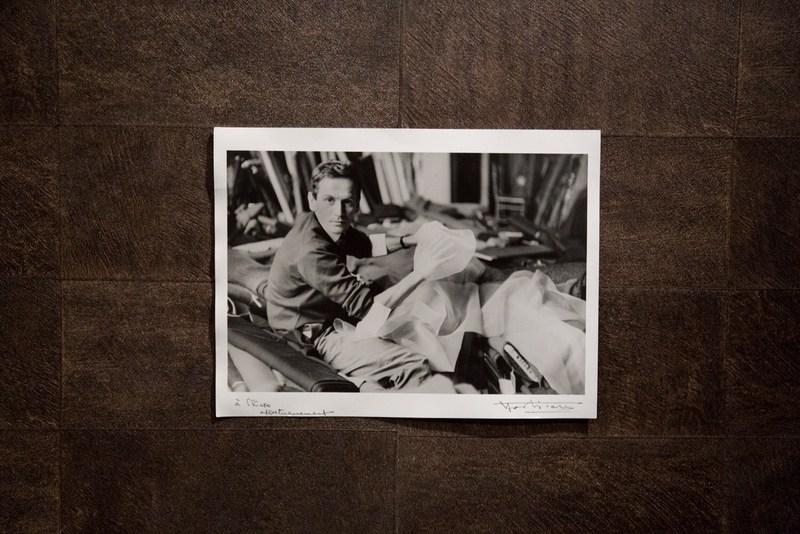 Yoshi TAKATA - Fotografia - Ritratto di Pierre Cardin