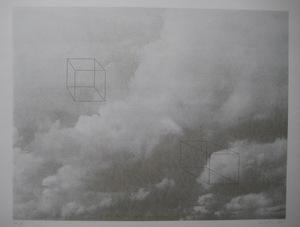 Piotr KOWALSKI - Print-Multiple - SÉRIGRAPHIE 1974 SIGNÉE AU CRAYON EA HANDSIGNED SILKSCREEN