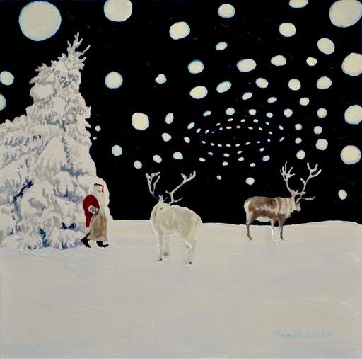 Teppei IKEHILA - Pittura - Untitled 3