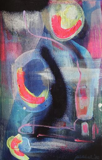 Janin WALTER - 绘画 - Circus