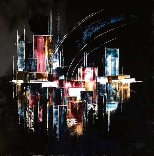 Arnaud DUHAMEL - Pintura - NIV-12-04