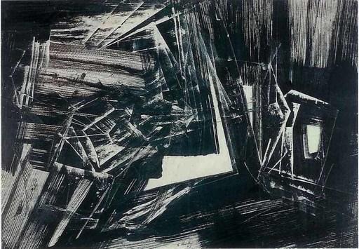 Fred THIELER - Pintura - Nero Bianco