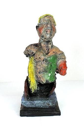 Markus LÜPERTZ - Escultura - Odysseus