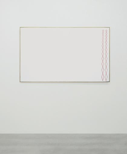 Mario NIGRO - Painting - Senza titolo