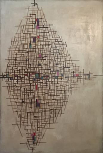 Roberto Gaetano CRIPPA - Pittura - Untitled, 1949
