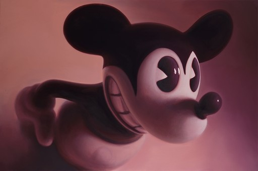 Gottfried HELNWEIN - Print-Multiple - Red Mouse 6