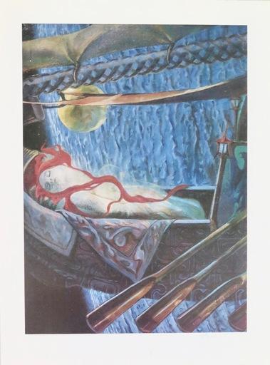 Michael R. WHIPPLE - 版画 - The Barge