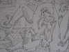 André MASSON - Stampa-Multiplo - LITHOGRAPHIE SIGNÉE CRAYON NUM/150 HANDSIGNED LITHOGRAPH