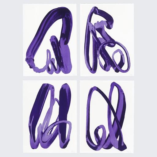 SMASH 137 - Stampa-Multiplo - Violet Hand