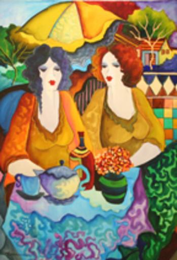 Patricia GOVENESKY - Pintura - Untitled