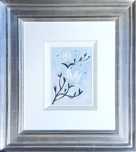 Joan GILCHREST - Gemälde - Magnolia