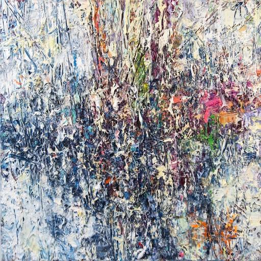 Adam COHEN - Gemälde - Opalescence