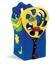 Niki DE SAINT-PHALLE - Escultura - Vase – I can see you