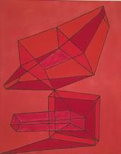 Achille PERILLI - Peinture - I GIORNI CALDI