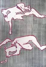Joan RABASCALL - Print-Multiple - La pluie japonaise