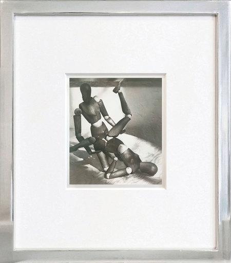 MAN RAY - Photo - Mr. and Mrs. Woodman #12