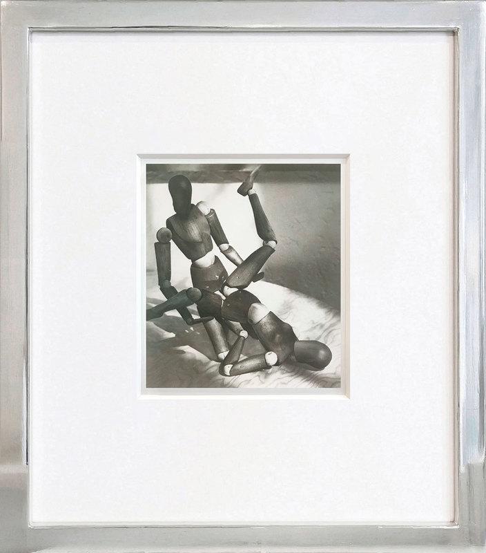 MAN RAY - Fotografia - Mr. and Mrs. Woodman #12