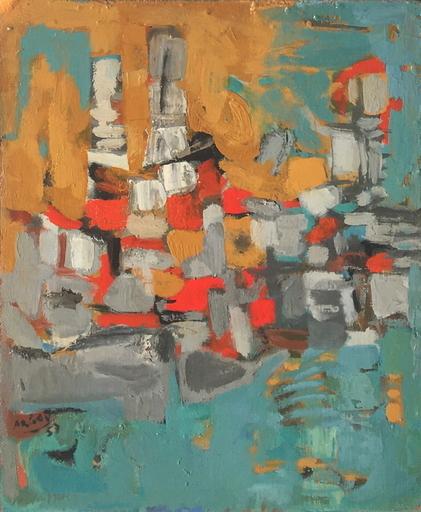 Michael ARGOV - 绘画 - Harbour