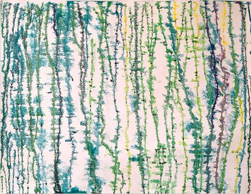 Martin REYNA - Drawing-Watercolor - Quarantaine 20033