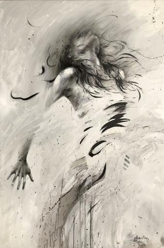 Ewa HAUTON - Peinture - Envol