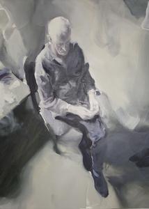 Alin BOZBICIU - Painting - First Day of Ledy