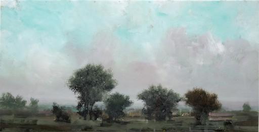 Peter HOFFER - Peinture - Region Study No 02