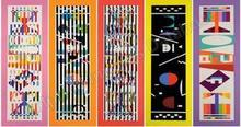 Yaacov AGAM (1928) - The Menora Series