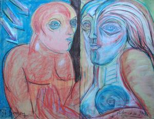Patrick BOUDON - Dessin-Aquarelle