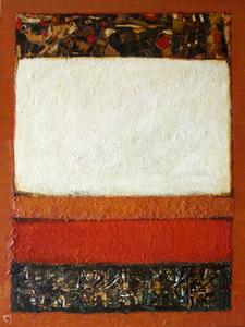 Levan URUSHADZE - Gemälde - Faces # 2