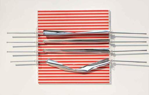Julio LE PARC - Sculpture-Volume - RELIEF 19