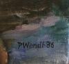 Paul WENDT - Peinture - Bauernhof
