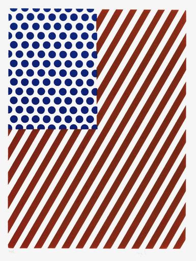 Roy LICHTENSTEIN - Estampe-Multiple - America