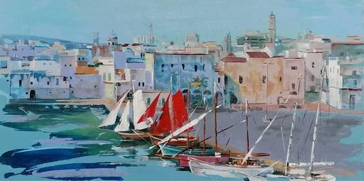 Diana KIROVA - Gemälde - Monopoli,Bari