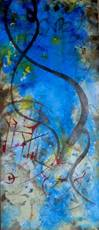 Filiz HATİPOĞLU - Painting - SONSUZLUK II