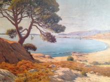 Lina BILL - Painting - le Lavandou