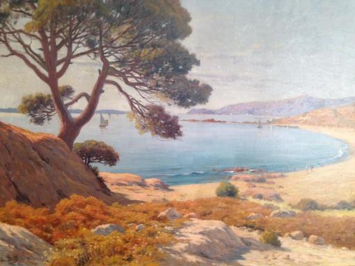 Lina BILL - Pintura - le Lavandou