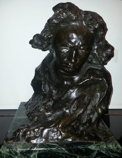 Naum Lvovic ARONSON - Escultura - Beethoven